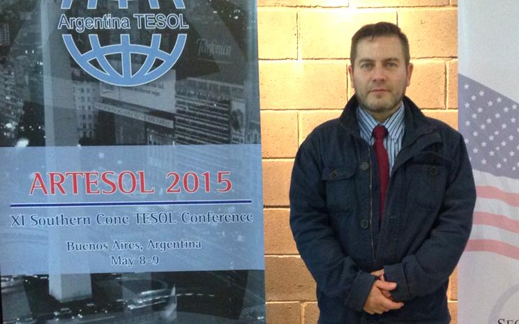 Jefe de Carrera Pedagogía en Inglés, José Ruiz UST Puerto Montt