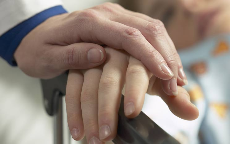 pacientes control del dolor