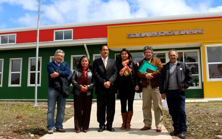 Escuela Unificada de Isla Huar