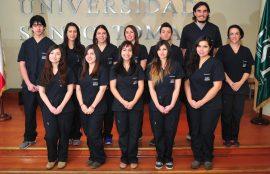 Alumnos Magíster en Ciencias Médico Veterinarias UST.
