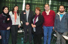 Académicos en Jornada