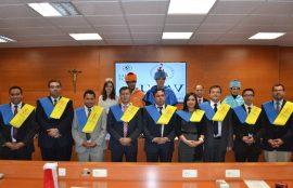 Graduados del MBA Santo Tomás