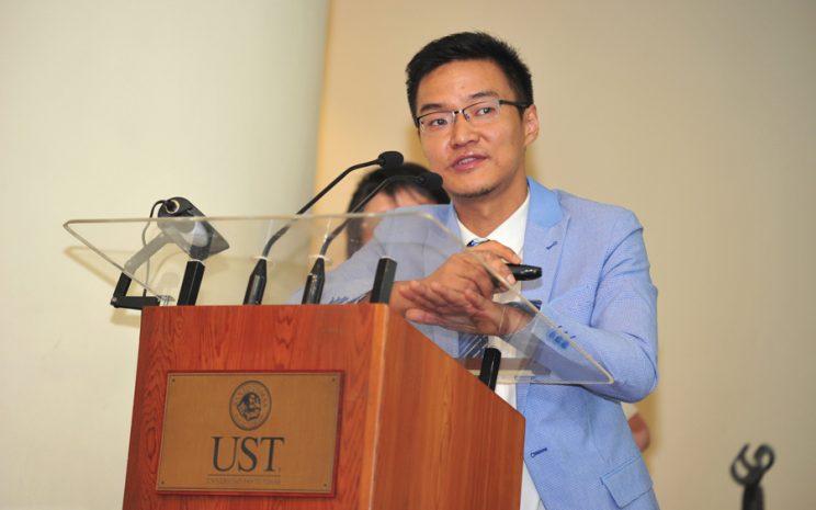 Doctor Zhu Xiaoping