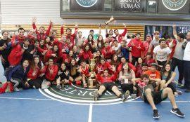 Olimpiadas Santo Tomas 2015