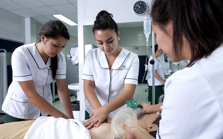 Técnicos en Enfermería