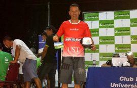 Claudio Soto en Triatlón Pucón 2016