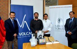 Donación el Volcán