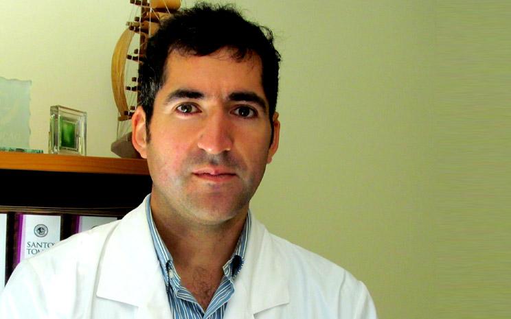 Marcelo Rosas, docente de la Escuela de Nutrición y Dietética UST Temuco.