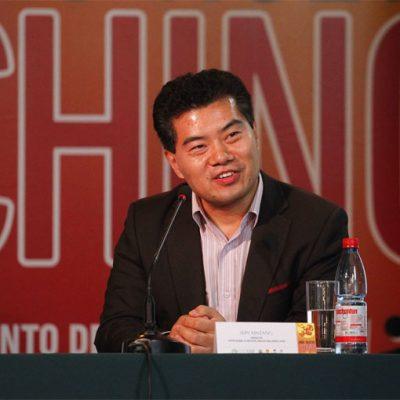 Sun Xintang, subdirector de CRICAL