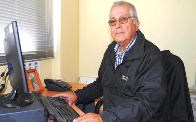Roberto Tapia Alarcón, jefe de la carrera Técnico Agrícola.