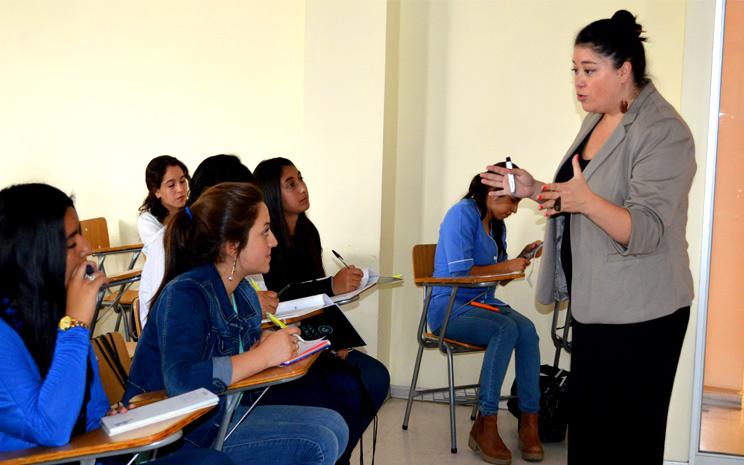 Universidad en verano UST Temuco
