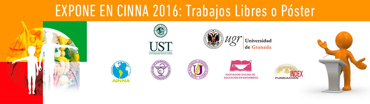 2016 congreso CINNA talca nutricion exposiciones poster trabajos ibres