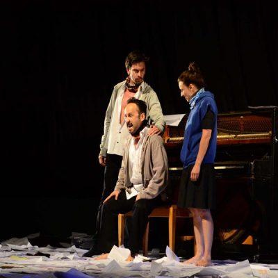 """Obra de Teatro """"Delirio"""""""