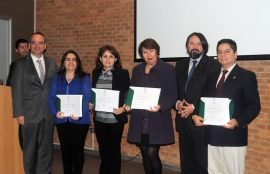 Ceremonia Diplomados y Magister 5