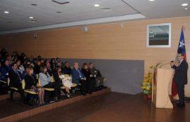Inauguración Año Académico Derecho UST Viña del Mar 2016.