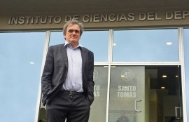 Pierre Lanfranchi Director Científico CIES/ FIFA