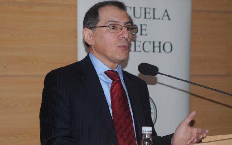 Raúl Mera Muñoz, presidente de la Corte de Apelaciones de Valparaíso.