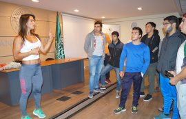 charla campeona body fitness