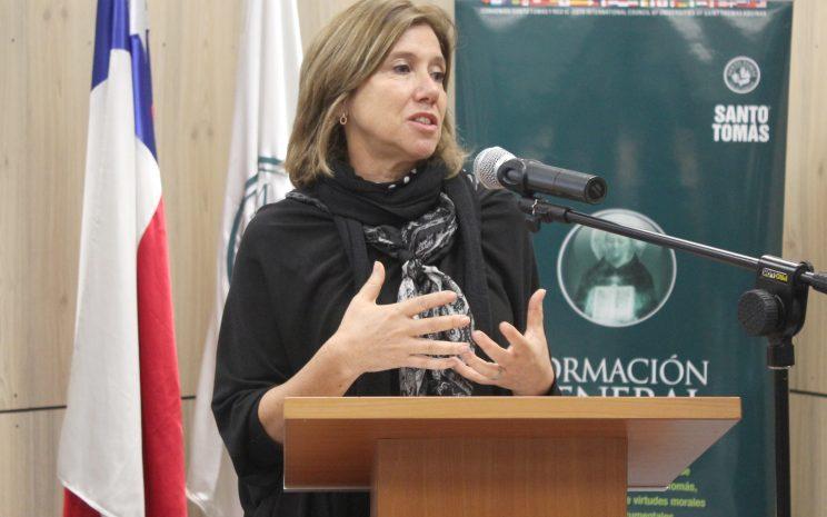 Silvia Sittler Roig invitada especial, Fundadora Corporación NAIM Curicó.