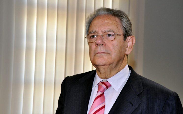 La conferencia del Ex Vice-Gran Canciller de la Universidad Católica de Valencia y ex rector de la Universidad San Pablo CEU de Madrid, Dr. D. José T. Raga.
