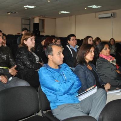 Jornada proceso de acreditación CFT Santo Tomás Osorno