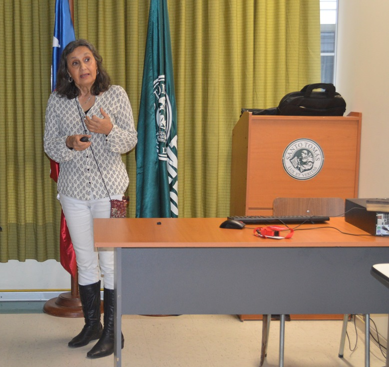 Doctora María Angélica Belmar