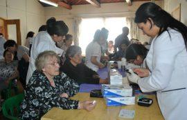 operativo social en salud