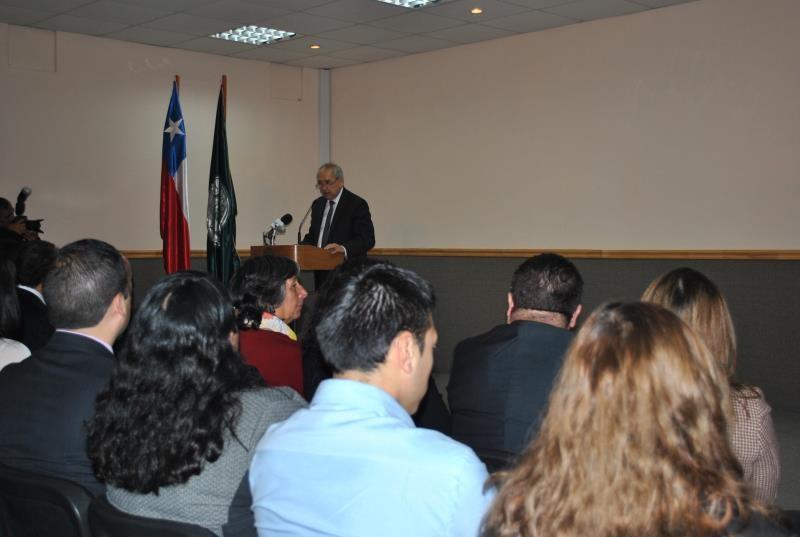 inauguración año académico Osorno