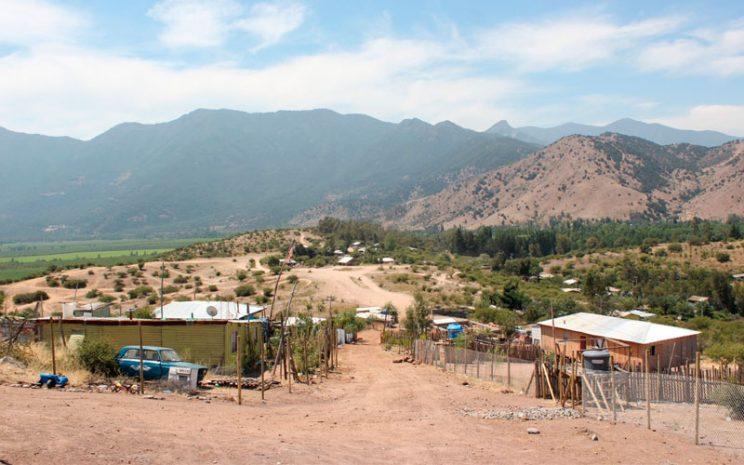 Campamento La Hermandad, Doñihue, Región de O'Higgins