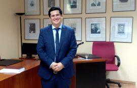 El profesorOxman será director del Magíster en Derecho Penal de nuestra casa de estudios, el cual comenzará a impartirse en el año 2017, en la sede de Santiago de la UST.