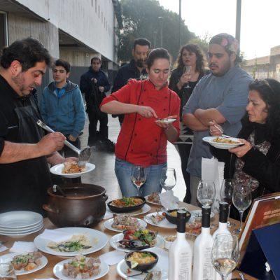 Inicio trabajo libro Gastronomia Valparaiso 4