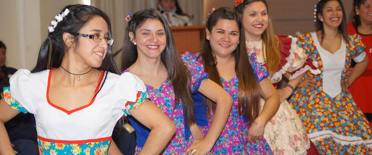 Muestra Folclorica rancagua
