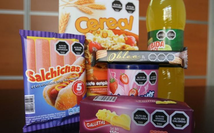 alimentos etiquetado