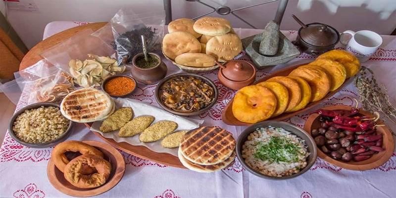 gastronomía mapuchew