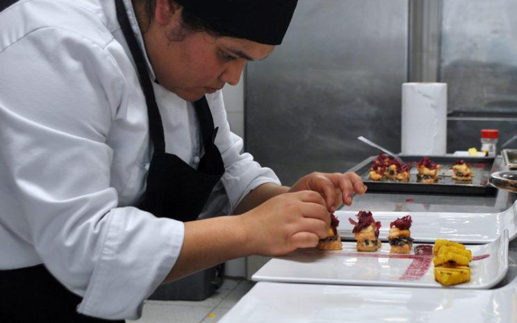 Elizabeth Almendra Gastronomia