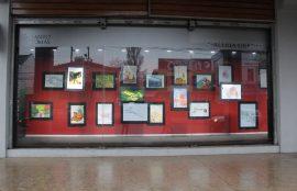 Exposición Alumnos Carrera Diseño Gráfico en GUV.