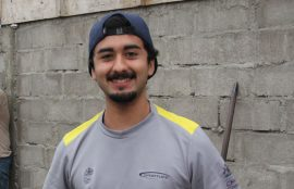 Estudiante Marcelo Henríquez