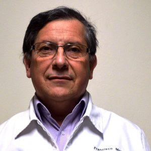 Francisco Mora, Kinesiólogo, docente UST Temuco