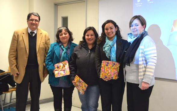 profesores santitago centro