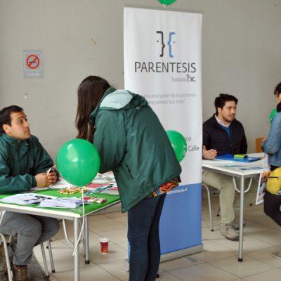 Galeria Feria T en Trabajo Social Vina 5