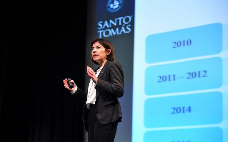 """Grupo Educar, con el auspicio de la Universidad Santo Tomás, organizó el seminario """"Inclusión en la escuela: mejorando los aprendizajes""""."""
