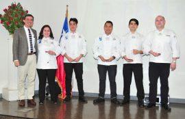 Alumnos destacados Santiago
