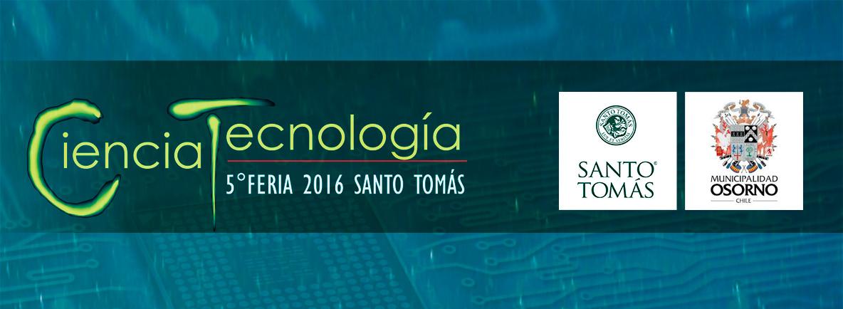 5° Feria Ciencia Tecnología