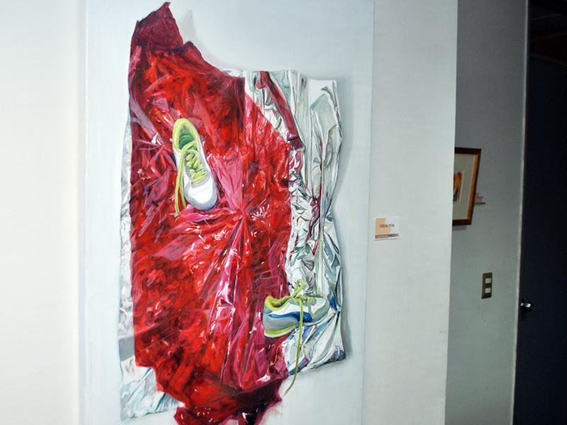 Obra de arte de uno de los participantes del concurso 1