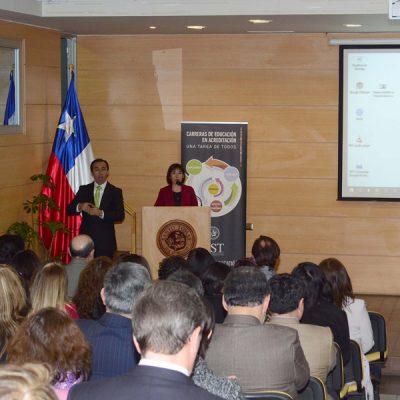 Sandra Catalán, directora CIEDUCA