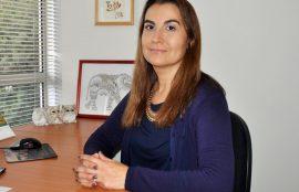 Verónica Rubio, directora Escuela de Trabajo Social UST Viña del Mar