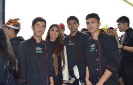 estudiantes participan de Echinuco 2016