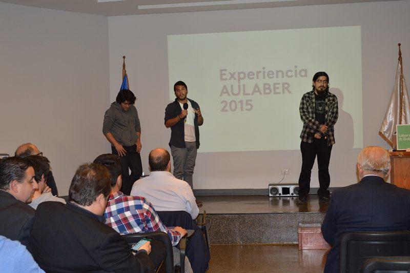 Presentación desafio Aulab Turismo en ST Santiago Centro