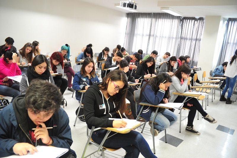 Rendición de ensayo PSU en IP CFT Santiago Centro