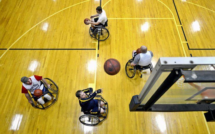 Básquetbol inclusivo